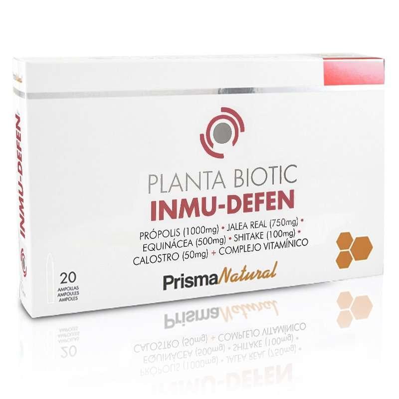 Plantabiotic Inmun-Defen Prisma Natural 20 viales 10 ml