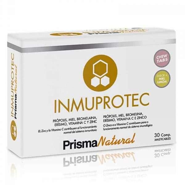 Inmuprotec Prisma Natural 30 masticables