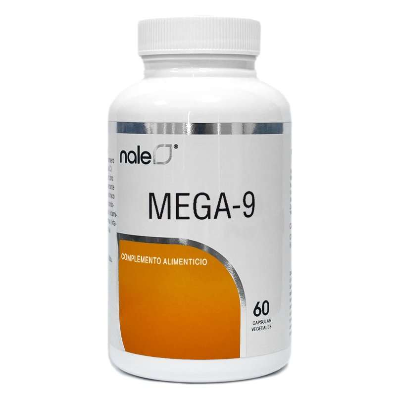 MEGA-9 Nale 60 caps