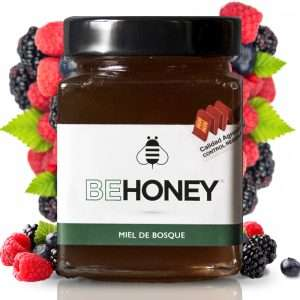 Miel Cruda de Bosque Behoney 400 gr
