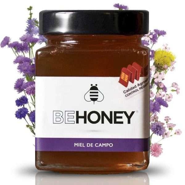Miel Cruda de Campo Behoney 400 gr