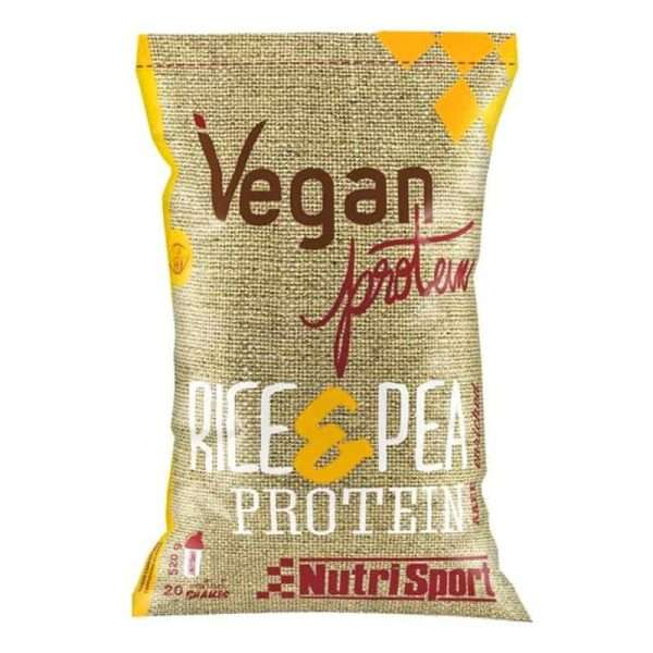 Vegan Protein sabor Capuccino NutriSport 520g