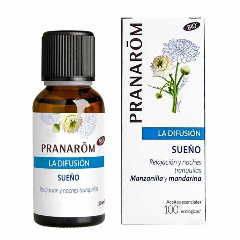 Aceite Esencial Manzanilla y Mandarina Sueño La Difusión