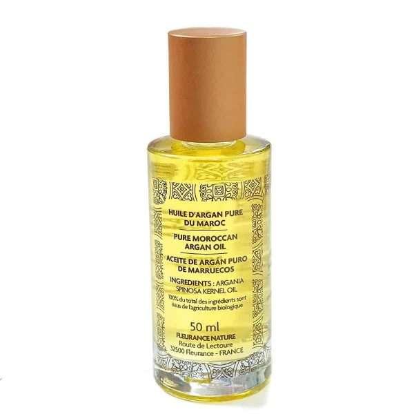 Box Tesoros de Marruecos Argan Fleurance Nature Aceite-de-argan-organico