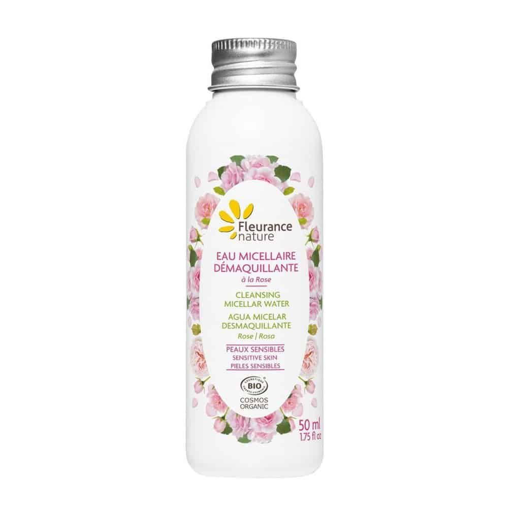 Agua micelar limpiadora de rosas 50 ml