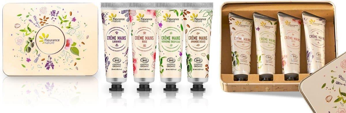 Cofre Crema de Manos Bio Fleurance Nature