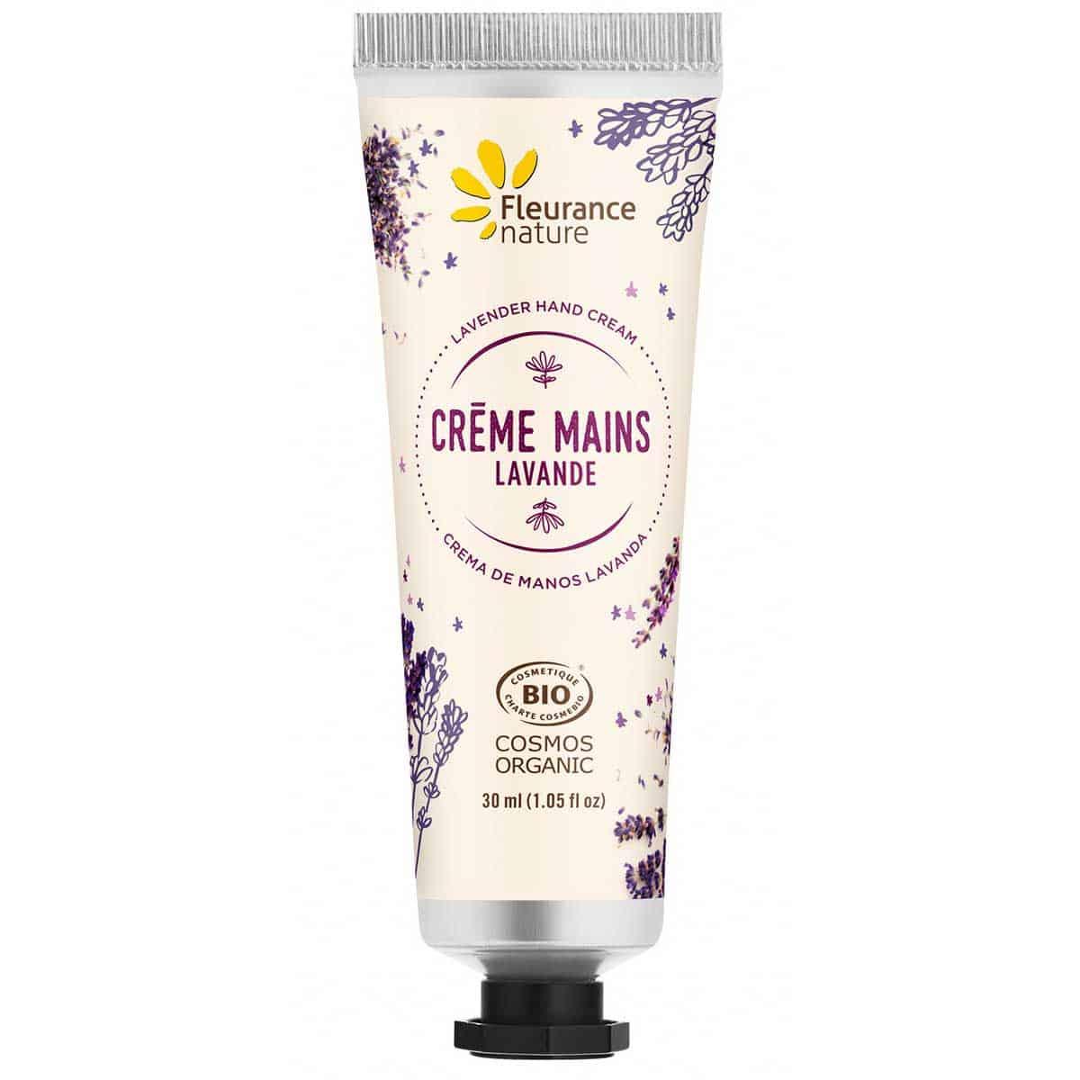 Cofre Crema de Manos Bio Fleurance Nature Lavanda