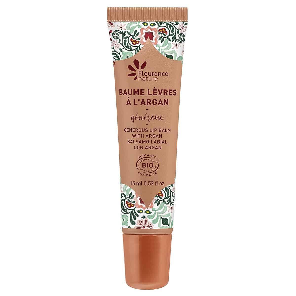 Box Tesoros de Marruecos Argan Fleurance Nature Nutritivo-y-generador-balsamo-labial-con-aceite-de-argan