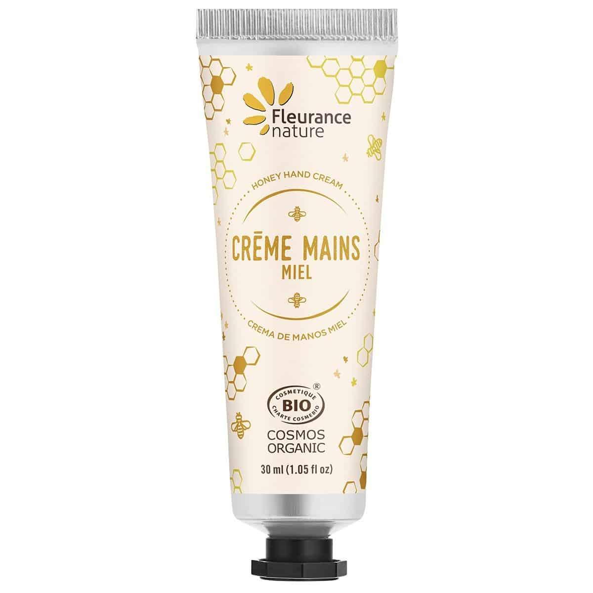 Set Crema de Manos Bio Cofre Verde Fleurance Nature miel