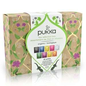 Tee Selection Box Pukka 45 bolsitas de te