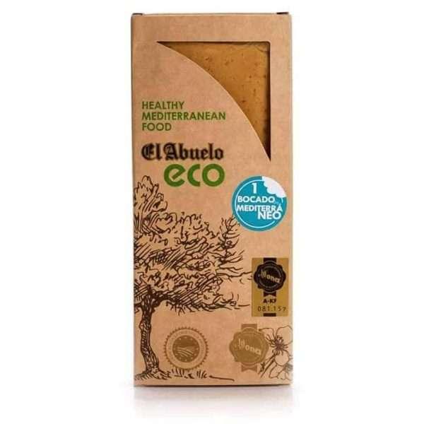 Turron de Jijona Blando Sin Gluten El Abuelo 200 g