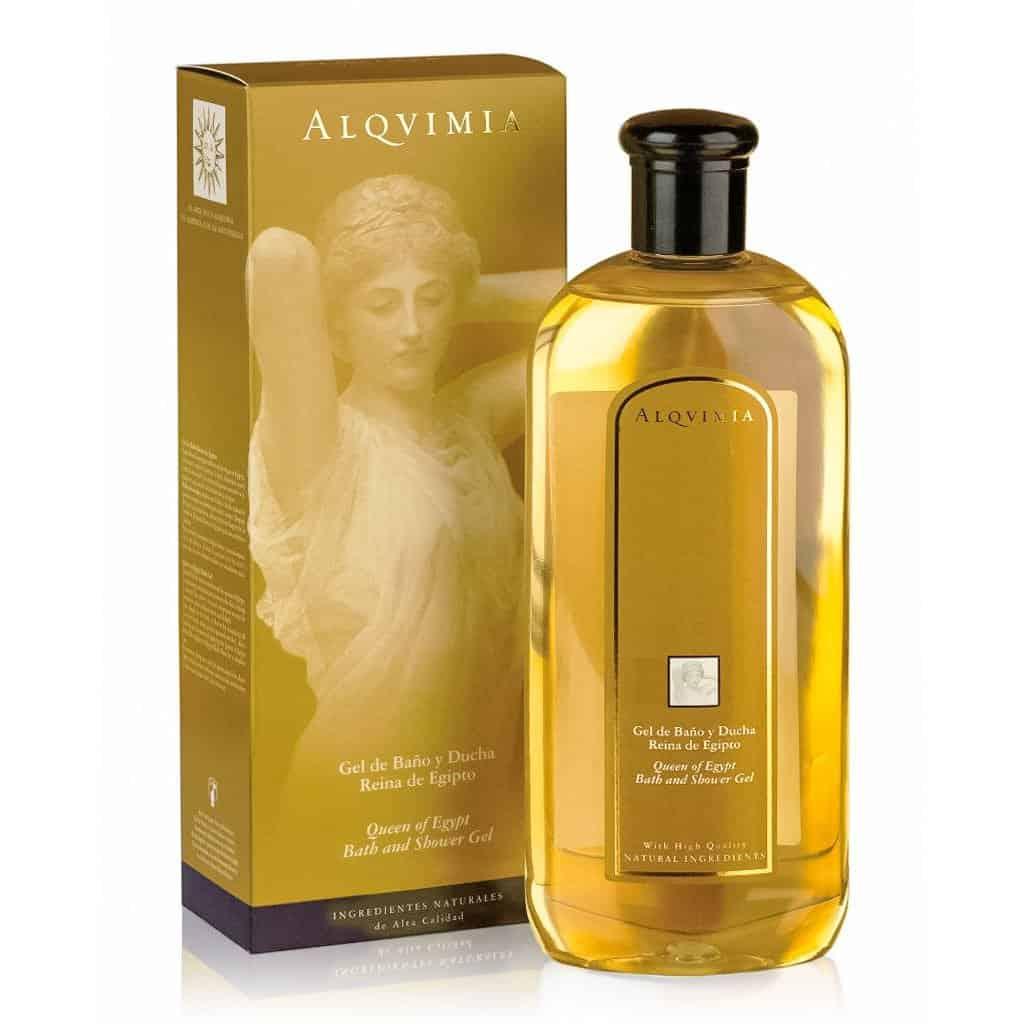 Alqvimia Gel de Baño y Ducha Reina de Egipto 400 ml