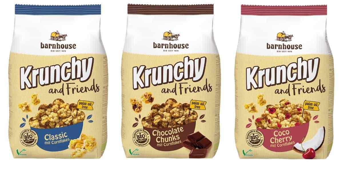 Barnhouse Krunchy and Friends