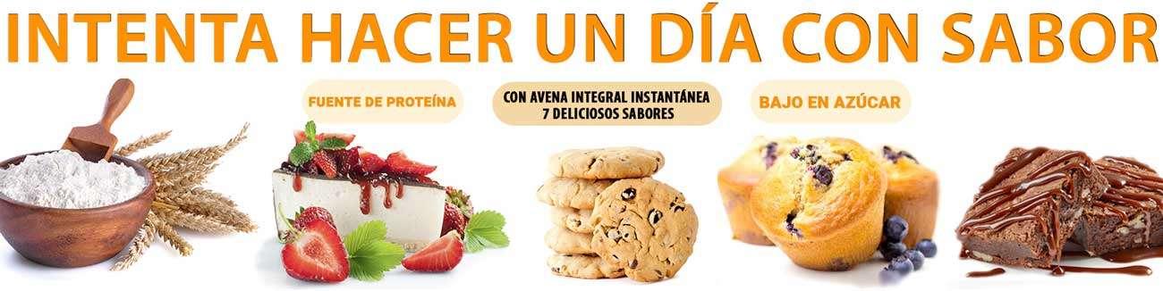 Harina de Avena Gourmet Oat Flour Weider banner