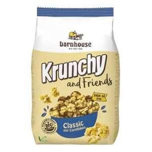 Muesli Krunchy and Friends Classic bio Barnhouse 500gr