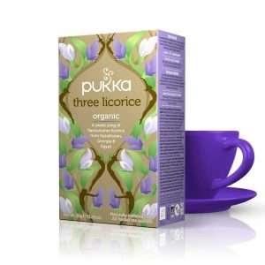 Infusion Tres Regalices Organic Three Liquorice Pukka