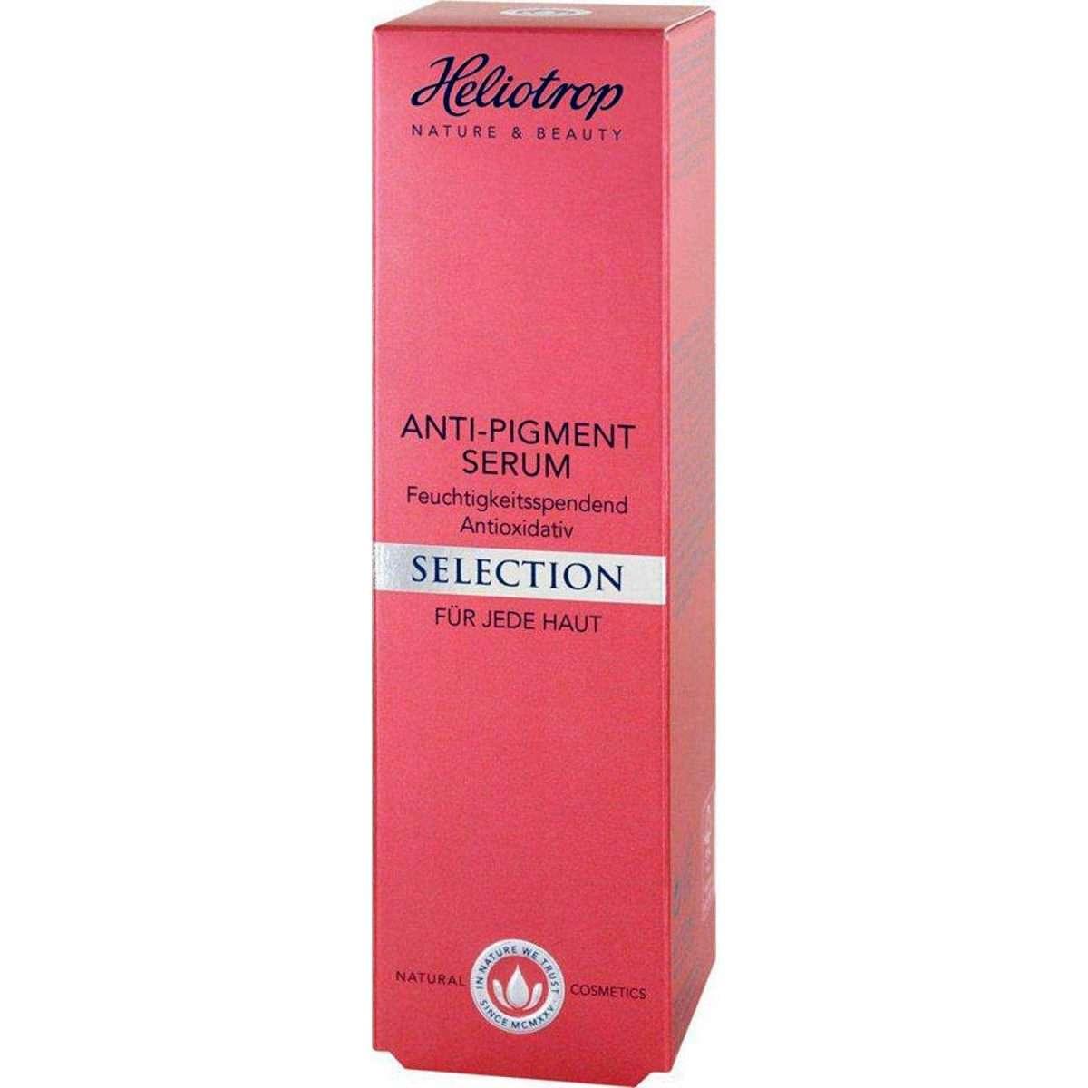 Serum antimanchas Selection Heliotrop 30 ml