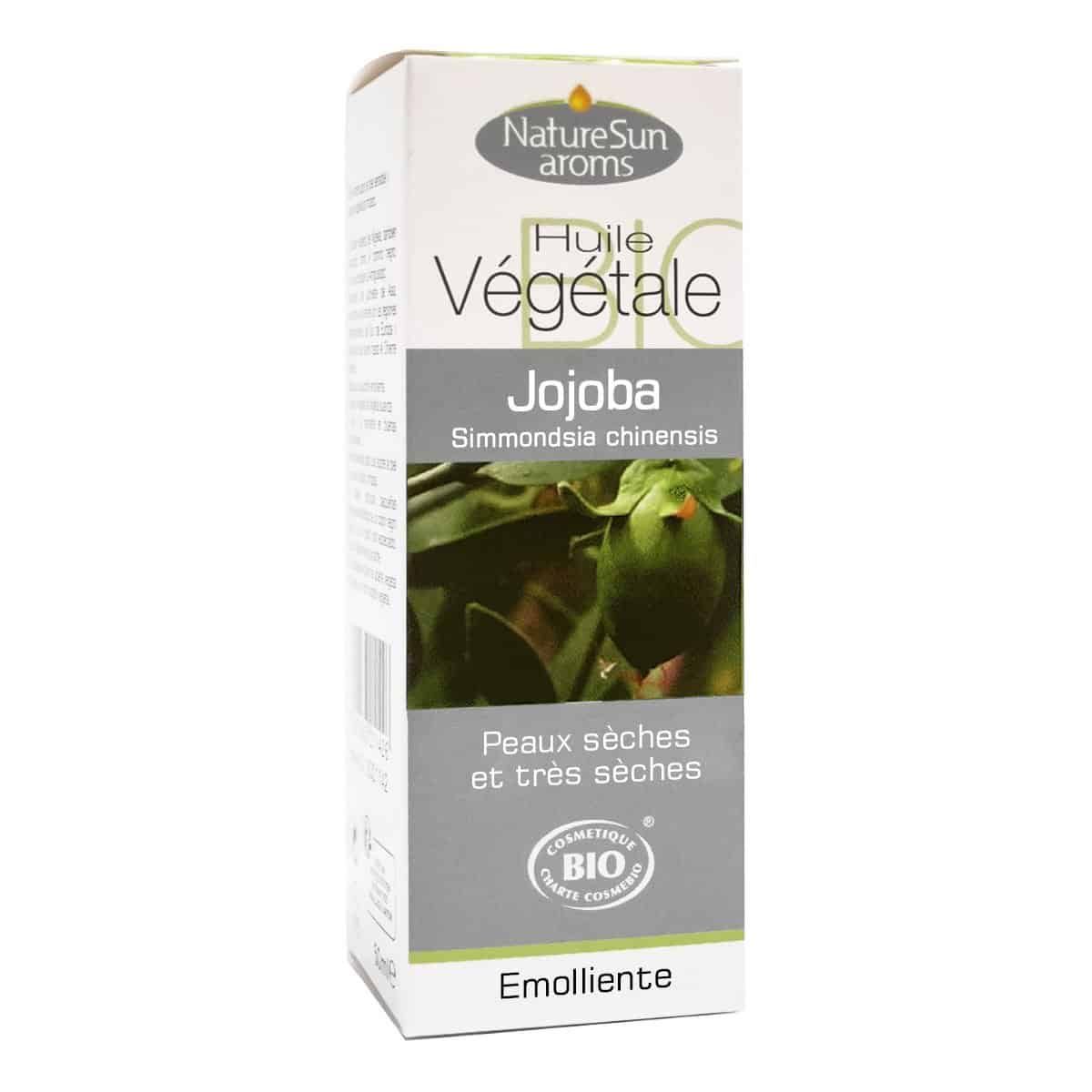 Aceite de Jojoba Bio Naturesun Aroms 50 ml