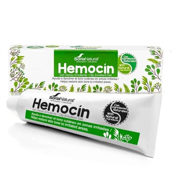 Hemocin Hemorroides Soria Natural 40g