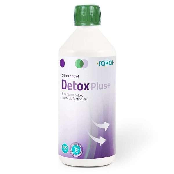 Sline Control Detox Plus Sakai 500ml