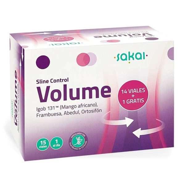 Sline Control Volume Sakai 15 viales