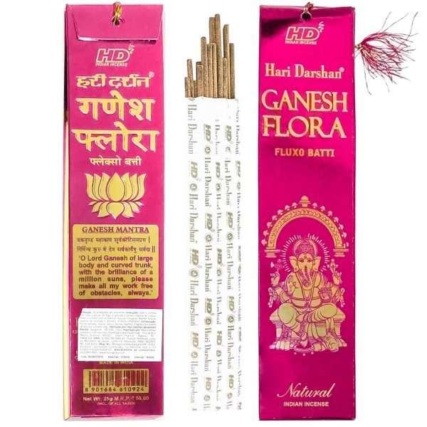 Ganesh Flora Agarbatti 25g