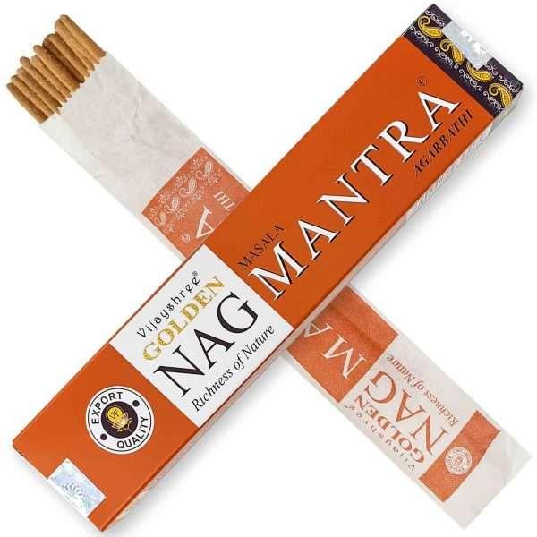 Golden Nag Mantra 15g
