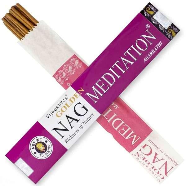 Golden Nag Meditation 15g