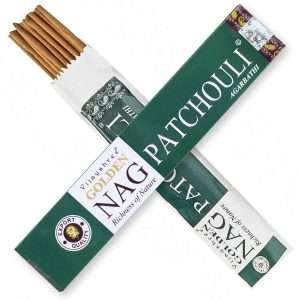 Golden Nag Patchouli 15g