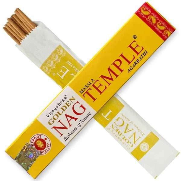Golden Nag Temple 15g