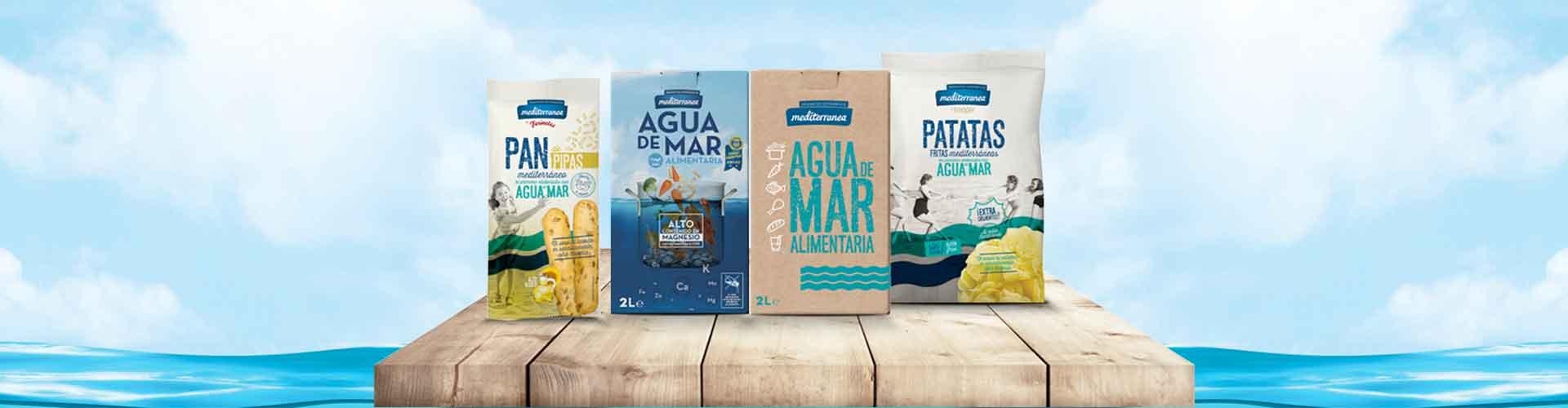 Agua de Mar Alimentaria Mediterranea