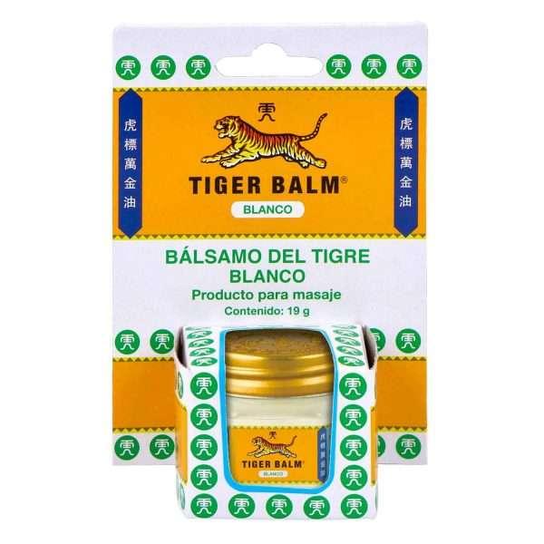 Bálsamo Tigre Blanco Tiger Balm 19 gr