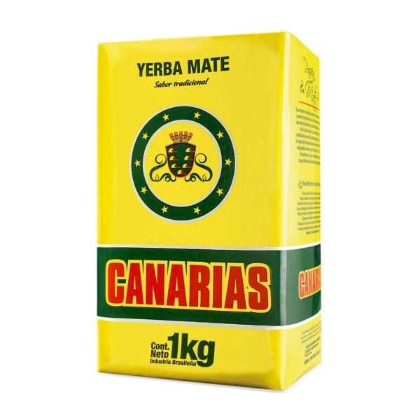 Yerba Mate Tradicional Canarias 1Kg